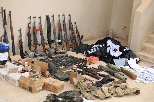 Chiến sự Syria: Người Kurd đè bẹp IS, hơn 400 tay súng khủng bố chết trận (video) ảnh 6