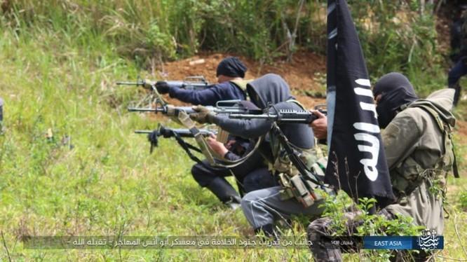 Phiến quân IS có thể đang xây dựng lực lượng ở Đông Nam Á ảnh 1