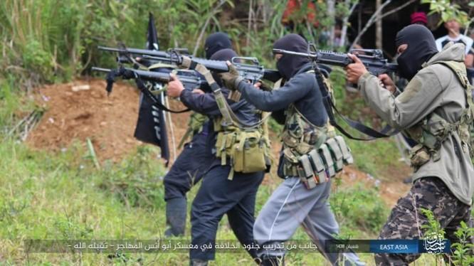 Phiến quân IS có thể đang xây dựng lực lượng ở Đông Nam Á ảnh 3