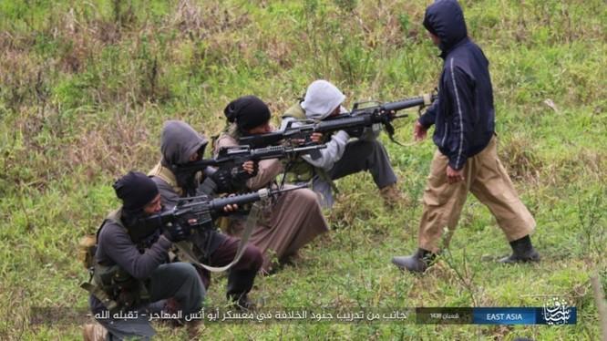 Phiến quân IS có thể đang xây dựng lực lượng ở Đông Nam Á ảnh 4