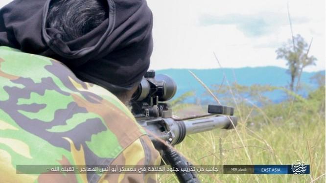Phiến quân IS có thể đang xây dựng lực lượng ở Đông Nam Á ảnh 5