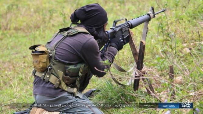Phiến quân IS có thể đang xây dựng lực lượng ở Đông Nam Á ảnh 6