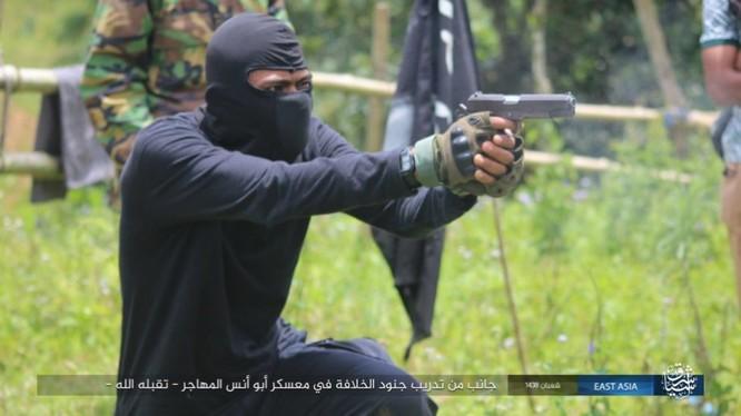 Phiến quân IS có thể đang xây dựng lực lượng ở Đông Nam Á ảnh 7