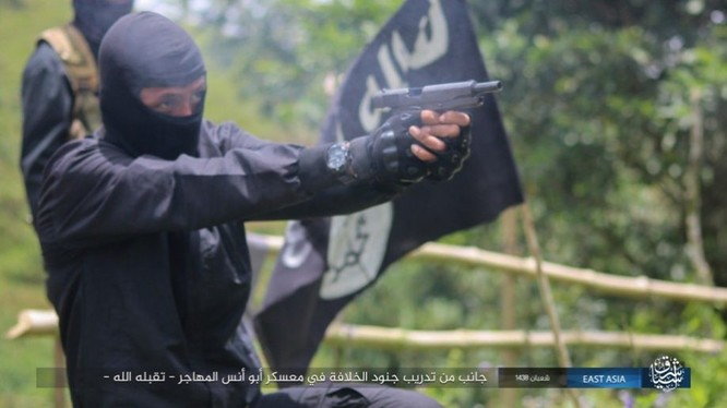 Phiến quân IS có thể đang xây dựng lực lượng ở Đông Nam Á ảnh 8
