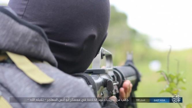 Phiến quân IS có thể đang xây dựng lực lượng ở Đông Nam Á ảnh 9