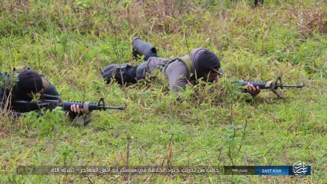 Phiến quân IS có thể đang xây dựng lực lượng ở Đông Nam Á ảnh 10