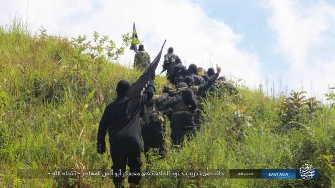 Phiến quân IS có thể đang xây dựng lực lượng ở Đông Nam Á ảnh 11