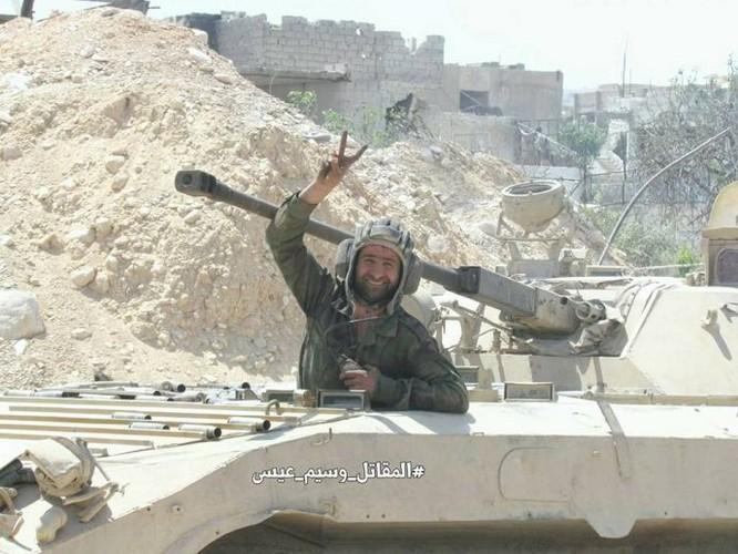 Quân đội Syria dồn lực đè bẹp phe thánh chiến ở Damascus (video) ảnh 3
