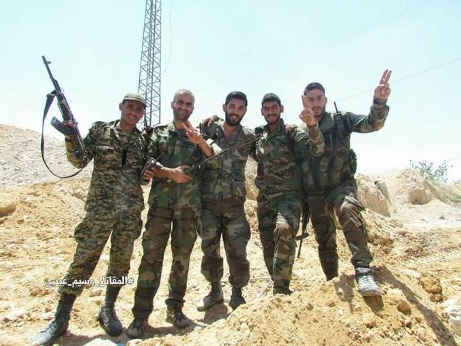Quân đội Syria dồn lực đè bẹp phe thánh chiến ở Damascus (video) ảnh 4