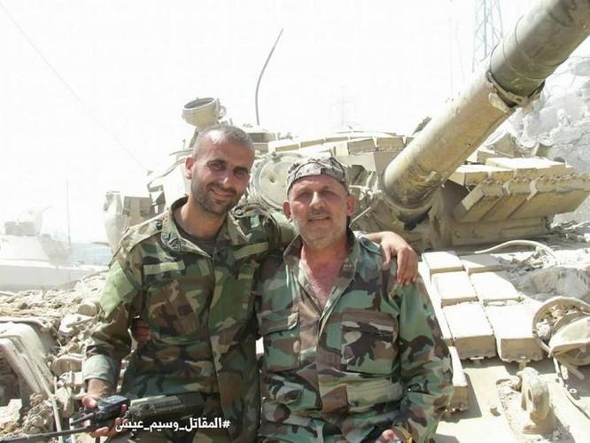 Quân đội Syria dồn lực đè bẹp phe thánh chiến ở Damascus (video) ảnh 5
