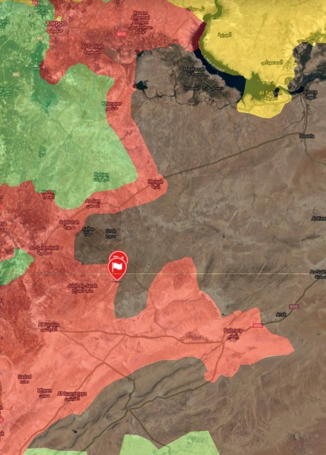 Quân đội Syria tấn chiếm một loạt cứ điểm thánh chiến tại Homs ảnh 1