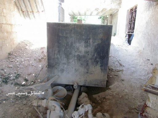Chiến sự Syria: Quân Assad đánh sập hầm chôn phiến quân, khủng bố sắp đầu hàng ở Damascus ảnh 4