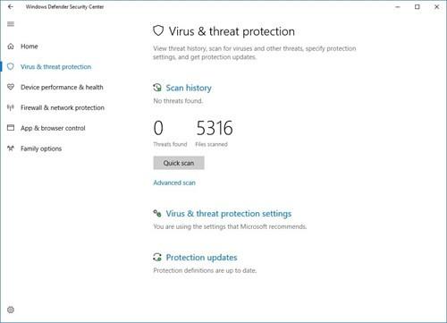 Diệt virus dễ dàng hơn với Windows Defender Offline ảnh 2