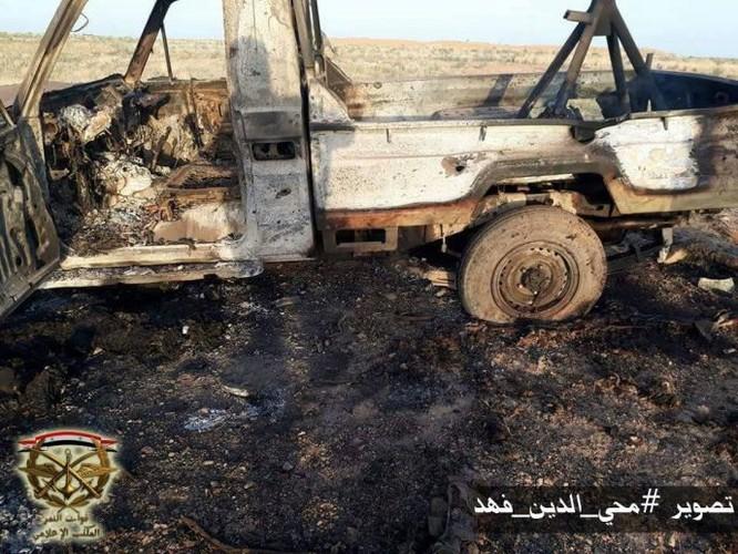 Quân đội Syria tung chiến dịch giải phóng sa mạc Homs ảnh 1