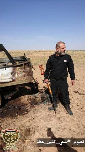 Quân đội Syria tung chiến dịch giải phóng sa mạc Homs ảnh 4