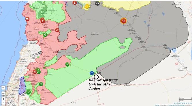 Mỹ, Jordan sắp điều bộ binh xâm nhập Syria? ảnh 1