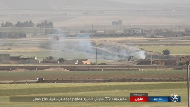 Trước nguy cơ thảm bại, IS điên cuồng chống trả ở Aleppo ảnh 1