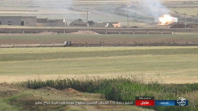 Trước nguy cơ thảm bại, IS điên cuồng chống trả ở Aleppo ảnh 2