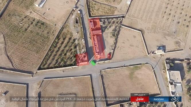 Chiến sự Syria: SDF chiếm thêm 3 cứ địa IS tại Raqqa ảnh 1