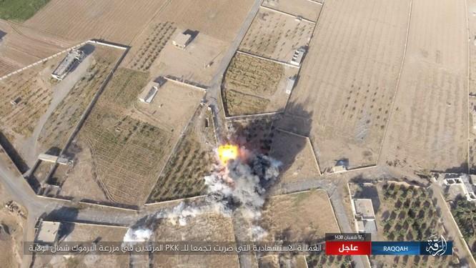 Chiến sự Syria: SDF chiếm thêm 3 cứ địa IS tại Raqqa ảnh 2