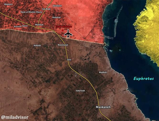 """""""Hổ Syria"""" tung lực lượng tiến đánh IS trên đồng bằng Aleppo ảnh 1"""