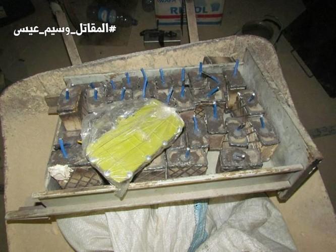 Chiến sự Syria: Phát hiện căn cứ ngầm khổng lồ của phiến quân ở ngoại vi Damascus ảnh 3