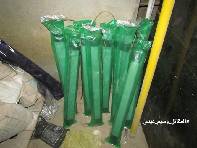 Chiến sự Syria: Phát hiện căn cứ ngầm khổng lồ của phiến quân ở ngoại vi Damascus ảnh 9