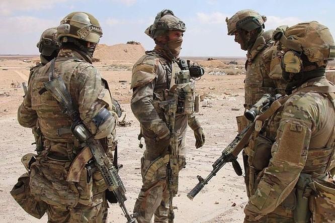 Đặc nhiệm Speznas Nga - Sát thần giấu mặt trên chiến trường Syria (ảnh-video) ảnh 1