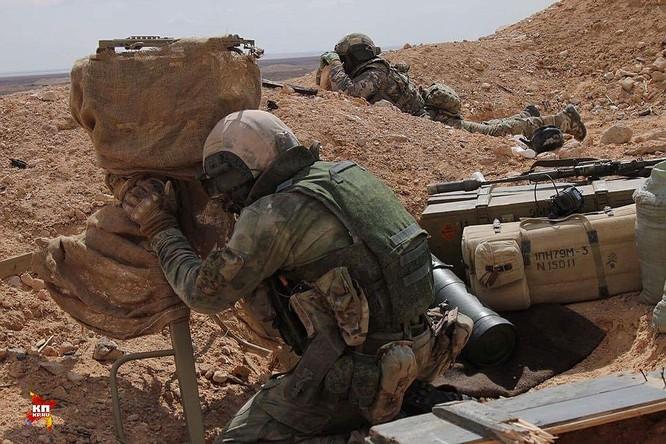 Đặc nhiệm Speznas Nga - Sát thần giấu mặt trên chiến trường Syria (ảnh-video) ảnh 8