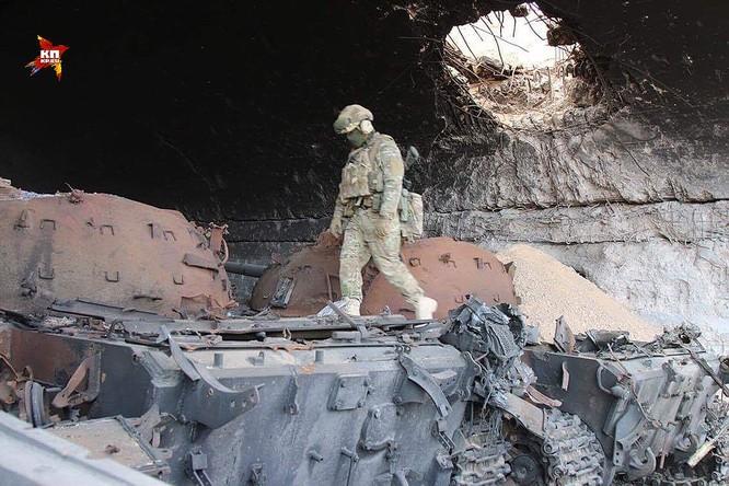 Đặc nhiệm Speznas Nga - Sát thần giấu mặt trên chiến trường Syria (ảnh-video) ảnh 4