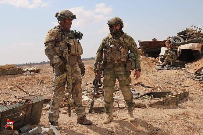 Đặc nhiệm Speznas Nga - Sát thần giấu mặt trên chiến trường Syria (ảnh-video) ảnh 9