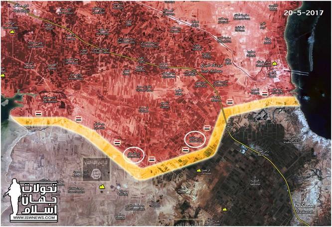 """""""Hổ Syria"""" đè bẹp IS, chiếm 2 cứ địa phiến quân ở đông Aleppo ảnh 1"""