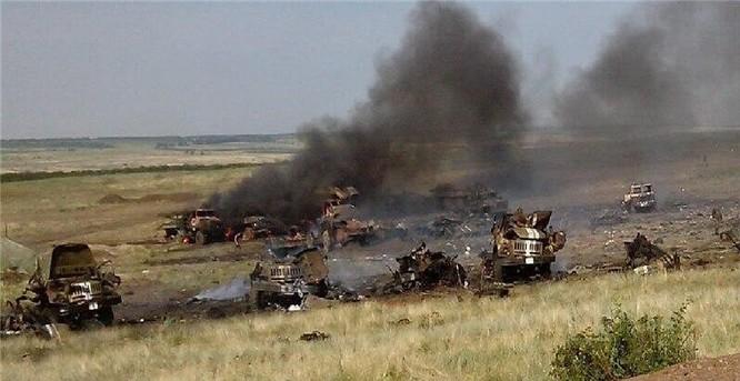 Chiến sự Ukraine: Sai lầm chết người, hơn 4.000 lính Kiev thương vong tại chảo lửa Donesk ảnh 2