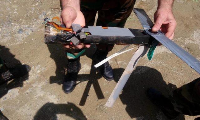 Chiến sự Syria: Quân Assad bắn rơi 3 máy bay không người lái Mỹ ảnh 2