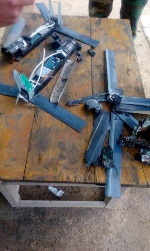 Chiến sự Syria: Quân Assad bắn rơi 3 máy bay không người lái Mỹ ảnh 3
