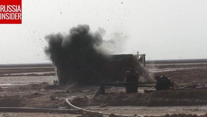 """""""Hung thần"""" phản lực nhiệt áp Nga sắp xung trận cùng quân đội Syria ảnh 18"""