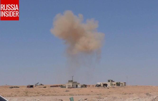 """""""Hung thần"""" phản lực nhiệt áp Nga sắp xung trận cùng quân đội Syria ảnh 7"""