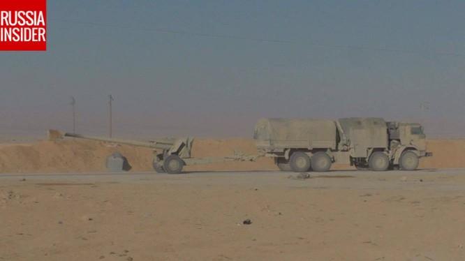 """""""Hung thần"""" phản lực nhiệt áp Nga sắp xung trận cùng quân đội Syria ảnh 4"""