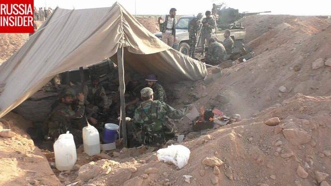 """""""Hung thần"""" phản lực nhiệt áp Nga sắp xung trận cùng quân đội Syria ảnh 5"""