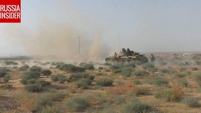 """""""Hung thần"""" phản lực nhiệt áp Nga sắp xung trận cùng quân đội Syria ảnh 11"""