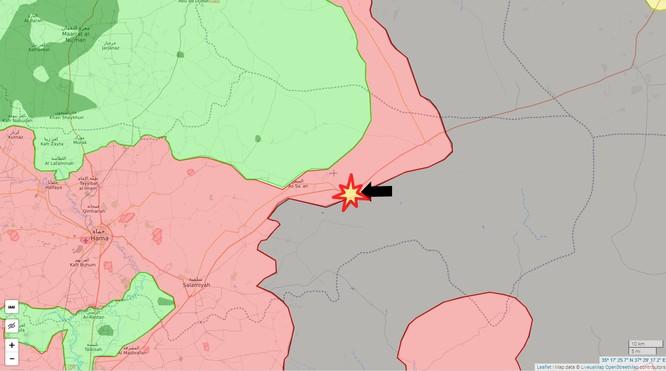 Chiến sự Syria: Quân Assad đập tan IS tấn công cắt tiếp vận đến Aleppo ảnh 1
