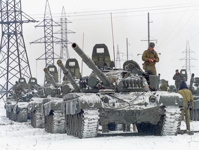 San phẳng mục tiêu, quân đội Nga hủy diệt phiến quân Chechnya ảnh 2