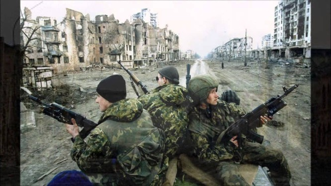 San phẳng mục tiêu, quân đội Nga hủy diệt phiến quân Chechnya ảnh 3