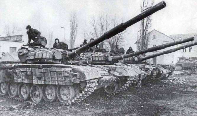San phẳng mục tiêu, quân đội Nga hủy diệt phiến quân Chechnya ảnh 4