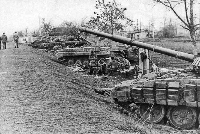 San phẳng mục tiêu, quân đội Nga hủy diệt phiến quân Chechnya ảnh 5