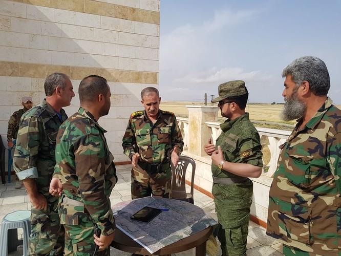 """""""Hổ Syria"""" đè bẹp IS, chiếm liên tiếp 6 cứ địa phiến quân ở Aleppo ảnh 3"""