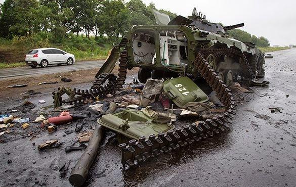 Chiếm Donbass bằng vũ lực, Ukraine thí ngàn quân trong chảo lửa ảnh 2