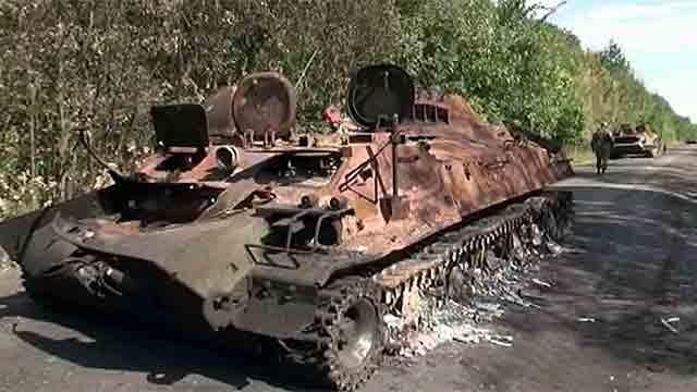 Chiếm Donbass bằng vũ lực, Ukraine thí ngàn quân trong chảo lửa ảnh 3
