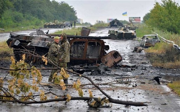 Chiếm Donbass bằng vũ lực, Ukraine thí ngàn quân trong chảo lửa ảnh 4