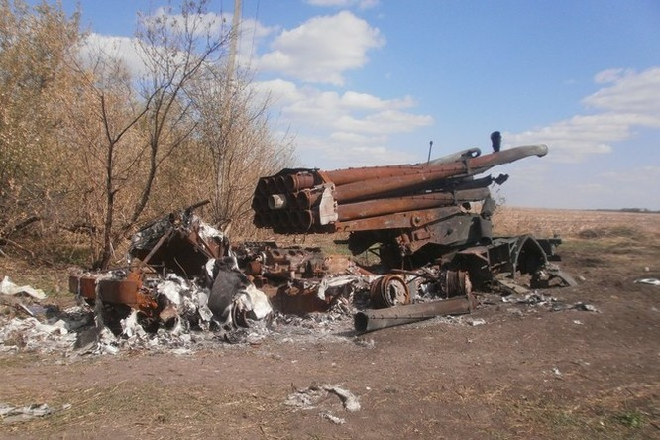 Chiếm Donbass bằng vũ lực, Ukraine thí ngàn quân trong chảo lửa ảnh 1